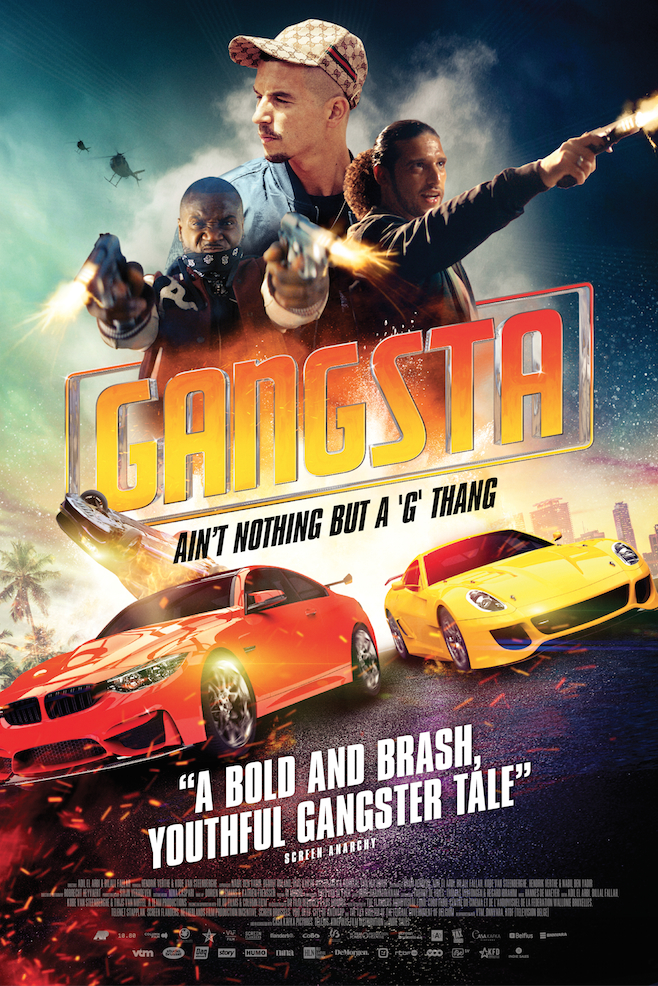 gangsta belgian film poster