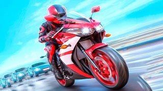 Racing Fever Moto Mod Apk