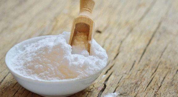 pudra de bicarbonat de sodiu