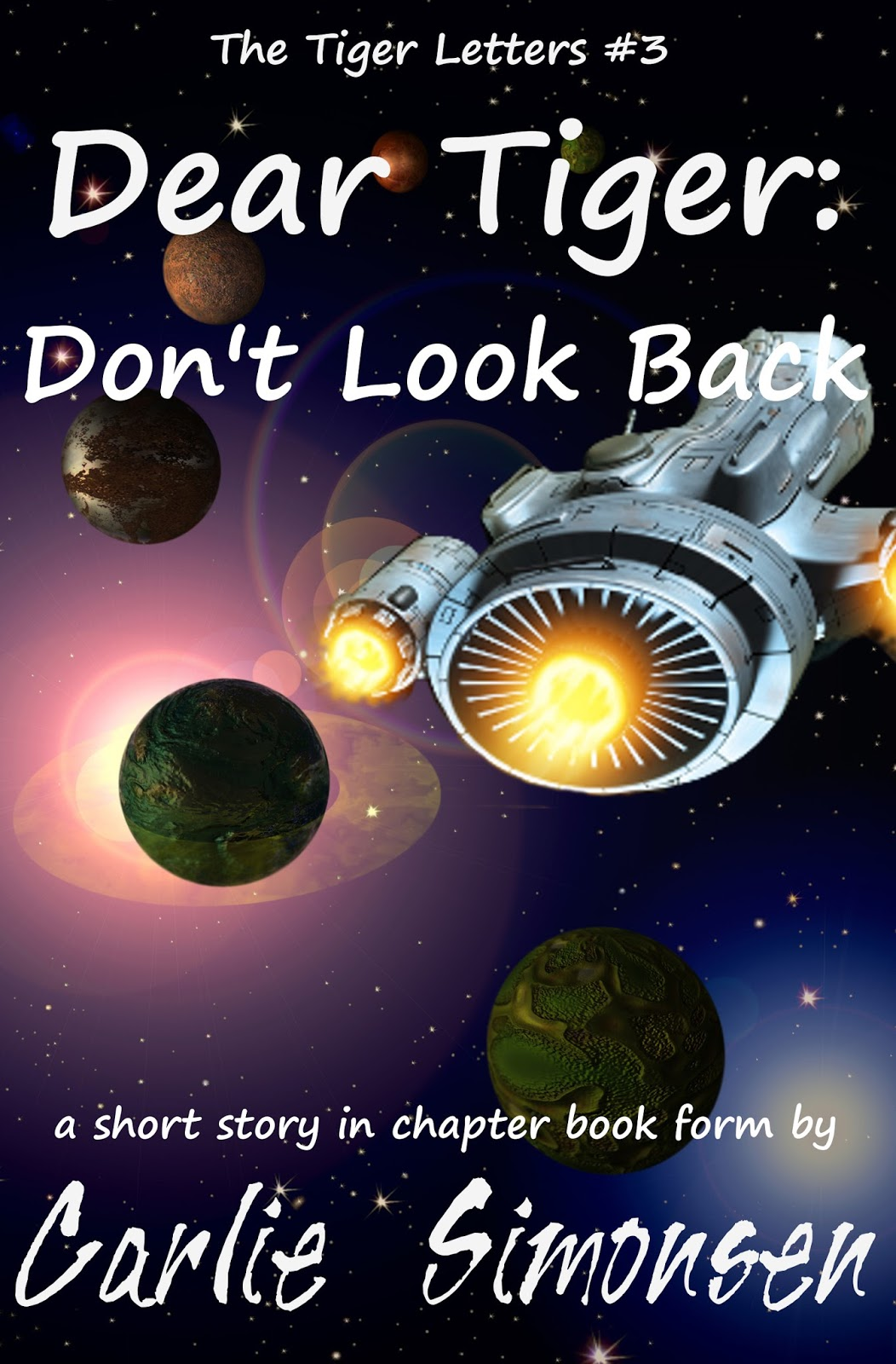 Carlie's Chapter 11 - Dear Tiger: Don't Look Back
