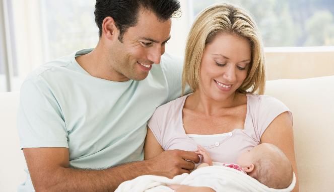 Tips Sukses Menjadi Orangtua Baru