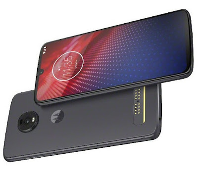 Moto Z4 with a 48MP camera goes official launched
