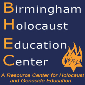 Birmingham Holocaust Education Center logo