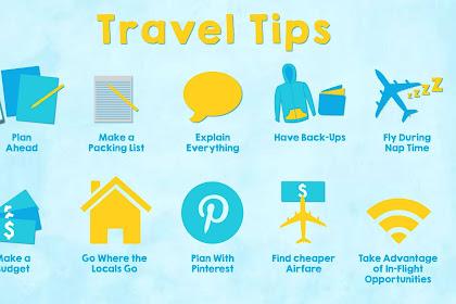 5 Tips Solo Travel yang Bermanfaat