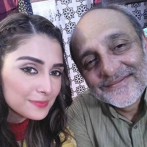 Ayeza Khan to Appear as Shehernaaz Upcoming Drama 2016