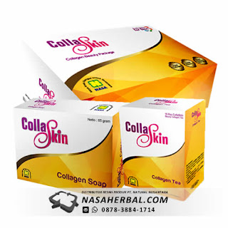 Komposisi dan Kelebihan Collagen Beauty Nasa (CollaSkin)