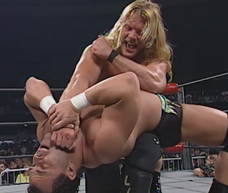 WCW Uncensored 1998 - Chris Jericho defends the Cruiserweight title against Dean Malenko