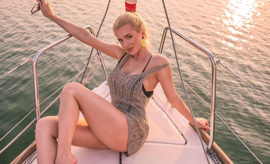NinaKatz Model GlamourCams