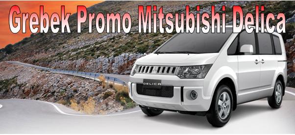 Promo Harga Kredit Mitsubishi Delica Di Kec. Antapani Atau Cicadas