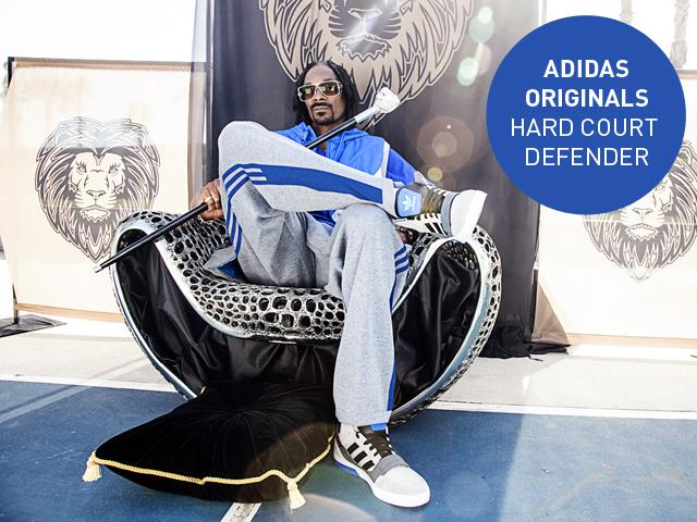 Foot Locker, Snoop Lion x Adidas Originals • Guy Overboard