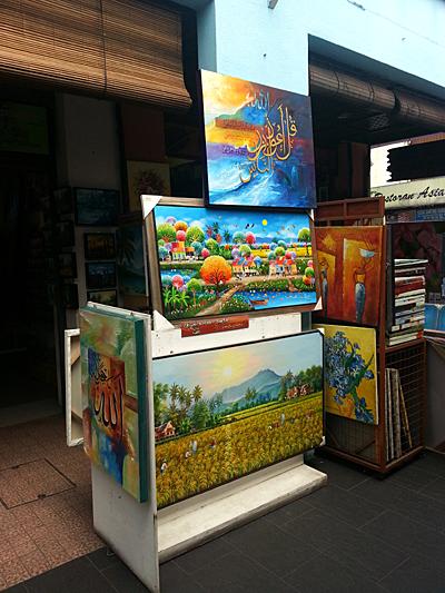 Art in Malaysia