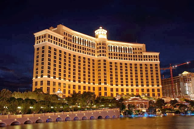 The Bellagio, Las Vegas - World's Most Luxurious Casinos