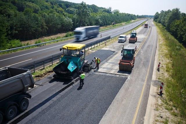 Idén 102 milliárd forintból 207 útfelújítási projekt valósulhat meg