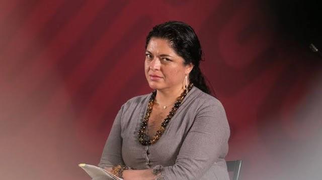 Piden la renuncia de Alejandra Frausto por inepta ¡