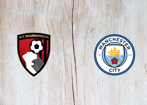 AFC Bournemouth vs Manchester City Full Match & Highlights 25 August 2019