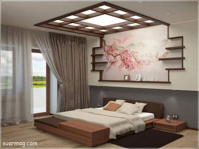 ديكورات جبس اسقف راقيه 2020 7 | High-class Gypsum Ceiling 2020 7