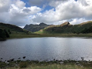 Blea Tarn in Little Langdale