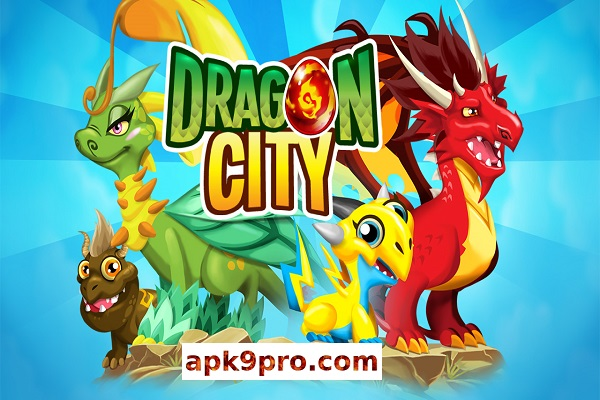Dragon City v10.4.2 Apk + Mod File size 131 MB for android