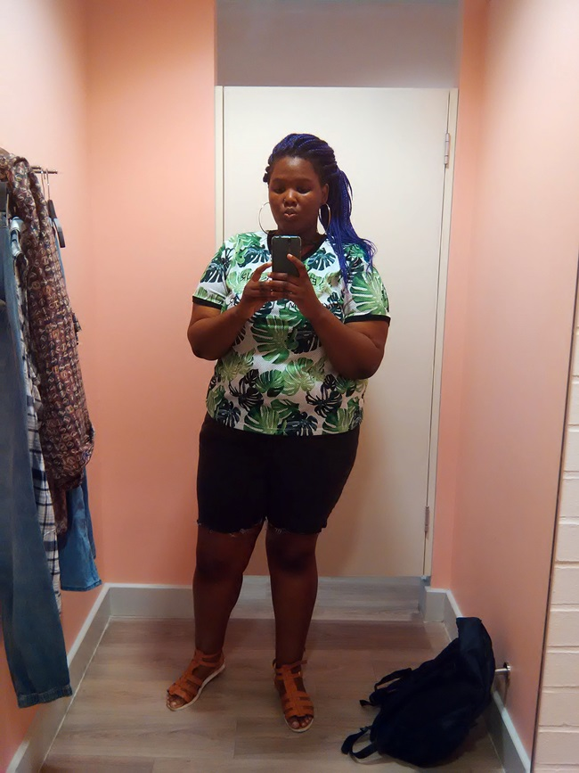 a5d0230c6a Fat Girl Shopping  2   Nomali from Soweto