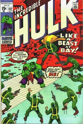 Incredible Hulk #132, Hydra