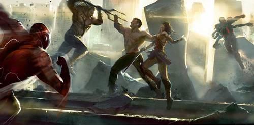 Superman resucita y se enfrenta a la Justice League