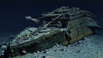 Se hundió hace 105 años. Los restos del Titanic permanecen bajo el mar y ahora se pueden visitar.