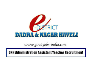 DNH Administration Assistant Teacher Recruitment 2020