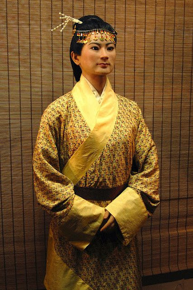 A reconstruction of Lady Dai