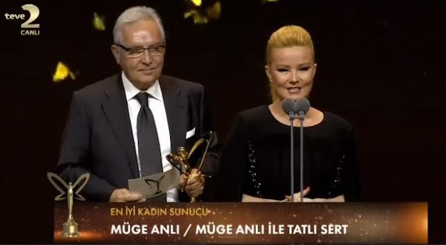Altın Kelebek Ödülleri Sahiplerini Buldu 2018-2019