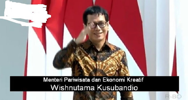 Setelah TERCYDUK Rangkap Jabatan, Nama Menteri Wishnutama Kini Sudah 'Raib' dari Komisaris Tokopedia