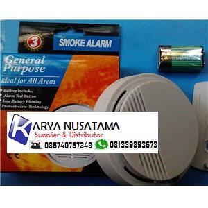 Jual Fire Warning Alarm SS-168 Smoke Detector di Pasuruan