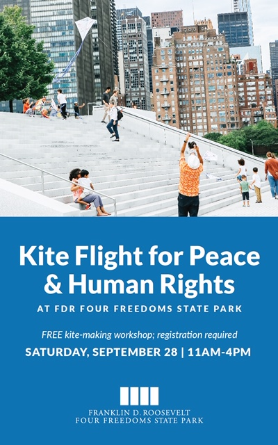 You're Invited To The Kite Flight For Peace & Human Rights
