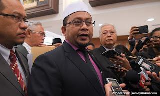MP PAS digantung 2 hari lepas label Guan Eng 'pondan'