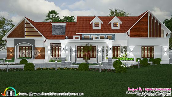Home design by maples constructions
