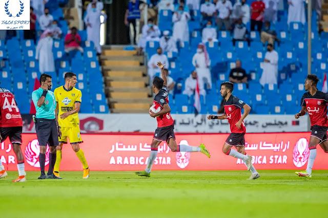 انتصار الرائد على التعاون في ديربي القصيم في الجولة الخامسة من الدوري السعودي