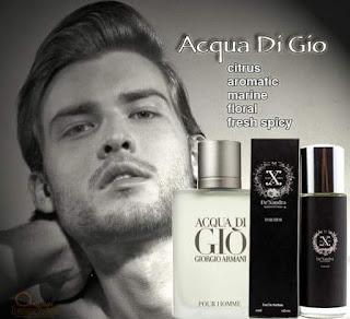 Giorgio Armani,Acqua Di Gio,Dexandra,Perfume