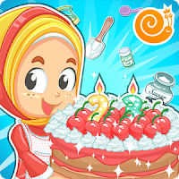 Ramadhan Hijab Cake Shop APK