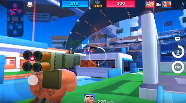 5 Game TPS ( Third Person Shooter) Android Terbaik 2019