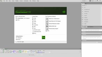 Adobe Dreamweaver CC 2015 16.1.3 Latest