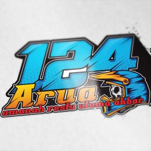 Arua 124 Club Logo