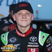 #Winner Ty Gibbs – Arca Racing