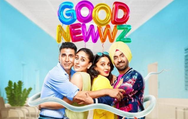 Akshay Kumar's 'Good News' Comes Against 'Bad News'