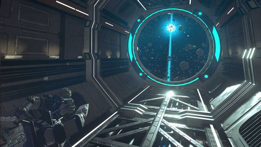 Ubisoft ha lanzado una aventura espacial AGOS: a Game of Space