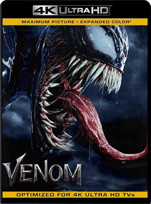 Venom (2018)4K 2160p UHD [HDR] Latino [GoogleDrive]