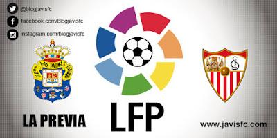 Previa UD Las Palmas - Sevilla FC