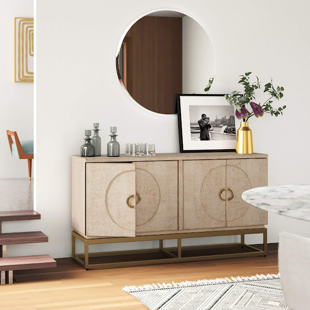 Modern sideboard design ideas for living room