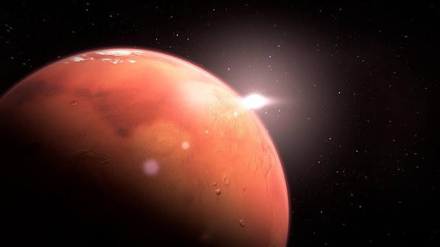 Juego de rol: Misión en Marte