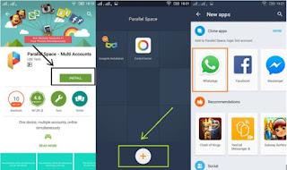instal 2 whatsapp