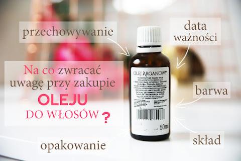 Na co trzeba zwracać uwagę kupując olej do włosów i skóry? - czytaj dalej »