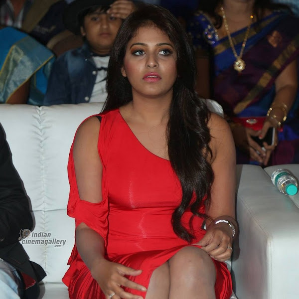 Anjali latest hot photos from Dictator audio success meet